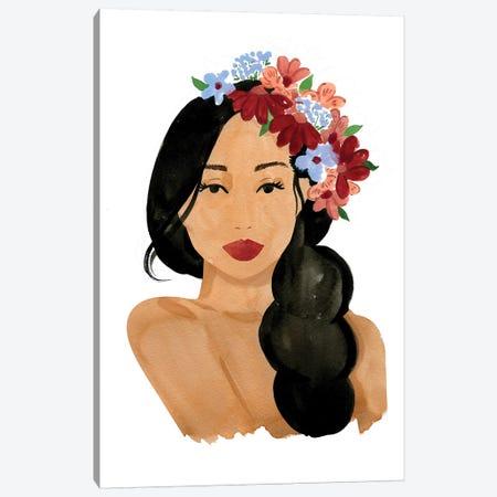 Luana Canvas Print #SAF196} by Sabina Fenn Canvas Print