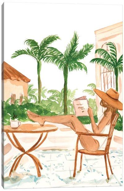 Vacation Mode II Canvas Art Print