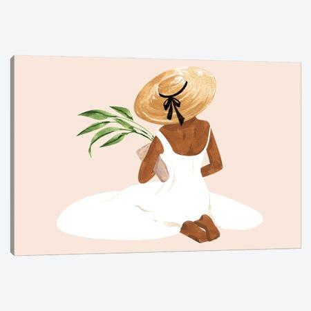 Gardener II Canvas Print #SAF211} by Sabina Fenn Canvas Print