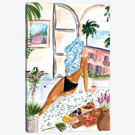 A Peaceful Morning Canvas Print #SAF219} by Sabina Fenn Canvas Art Print