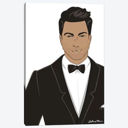 Mr. Bond 3-Piece Canvas #SAF61} by Sabina Fenn Canvas Artwork