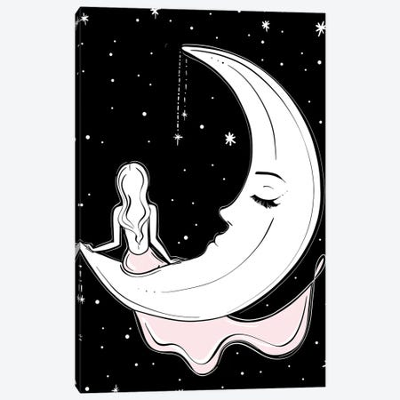 Soulful IV Canvas Print #SAF86} by Sabina Fenn Canvas Art Print