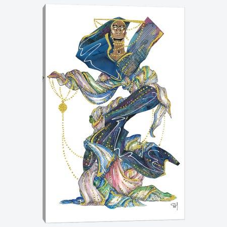 Ethereal Armani Dreams Canvas Print #SAH10} by Samuel Harrison Art Print