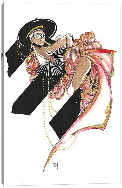 Sephora Stripe Beauty Canvas Art Print