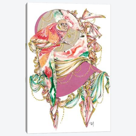 Candy Colours Canvas Print #SAH3} by Samuel Harrison Canvas Print