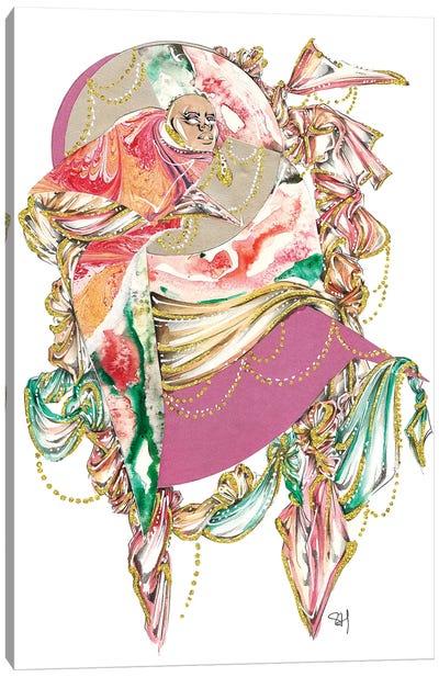 Candy Colours Canvas Art Print