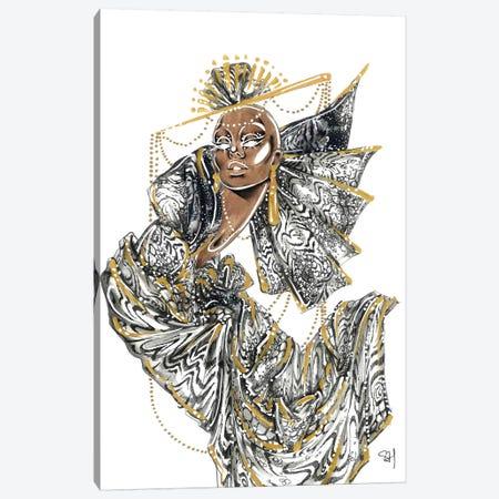 Combination Print Canvas Print #SAH51} by Samuel Harrison Canvas Print