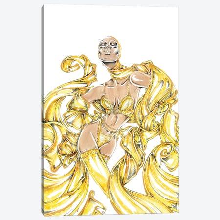 Lemon Luxury Canvas Print #SAH54} by Samuel Harrison Canvas Art
