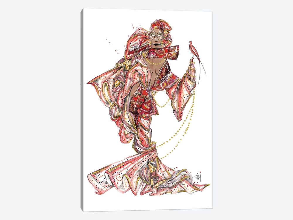 Enchanting Etro Pattern by Samuel Harrison 1-piece Art Print