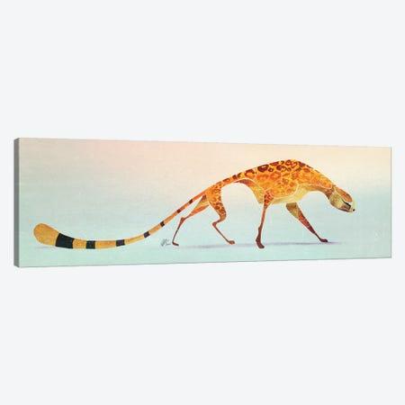 Cheetah IV Canvas Print #SAI12} by SAEIART Canvas Wall Art