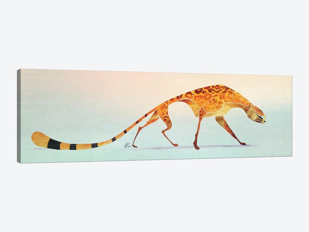 Cheetah IV by SAEIART 1-piece Canvas Print