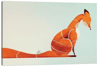 Fox I Canvas Art Print