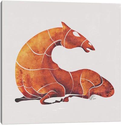 Horse III Canvas Art Print