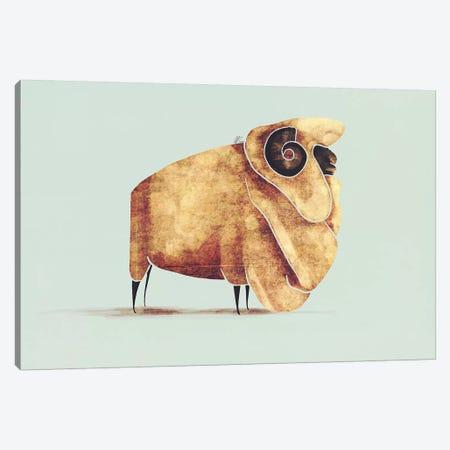 Sheep Canvas Print #SAI50} by SAEIART Canvas Artwork