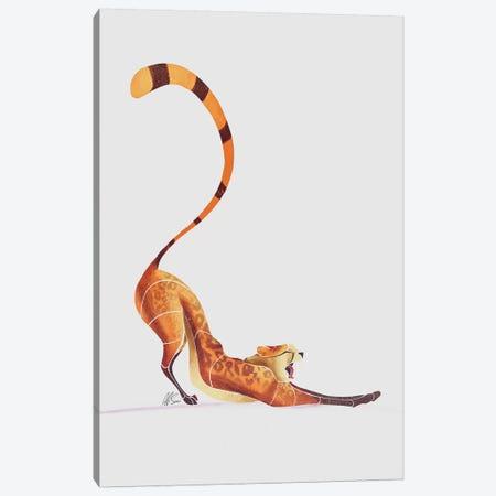 Cheetah I 3-Piece Canvas #SAI9} by SAEIART Canvas Art