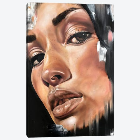 Allure Canvas Print #SAL1} by Stina Aleah Canvas Art Print