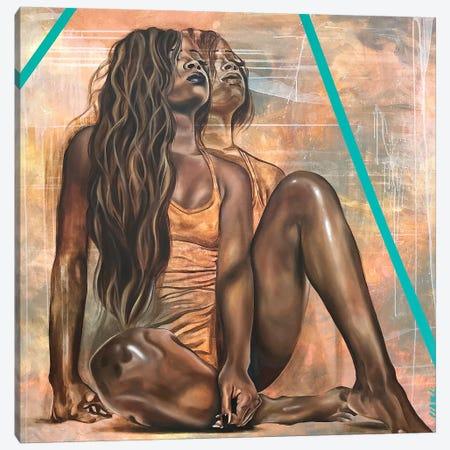 Revolution Or Revelation Canvas Print #SAL21} by Stina Aleah Canvas Artwork
