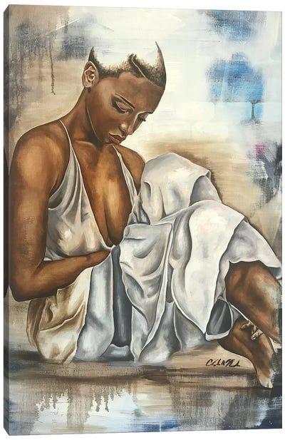 Solus Canvas Art Print