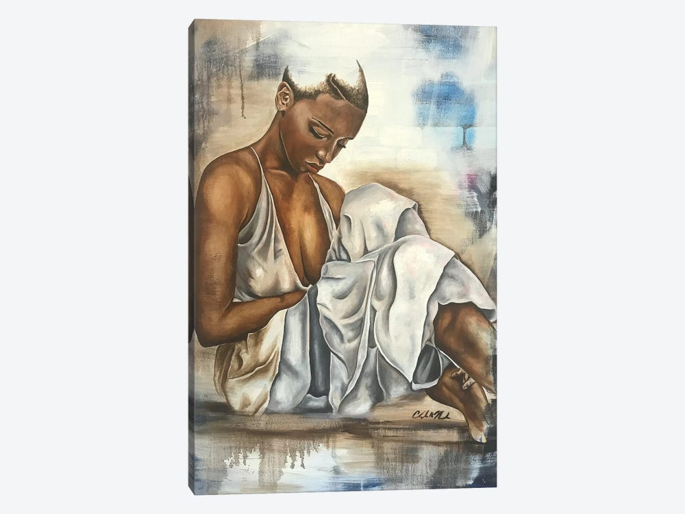 Solus by Stina Aleah 1-piece Canvas Print