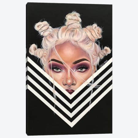 Tantalized Canvas Print #SAL24} by Stina Aleah Art Print