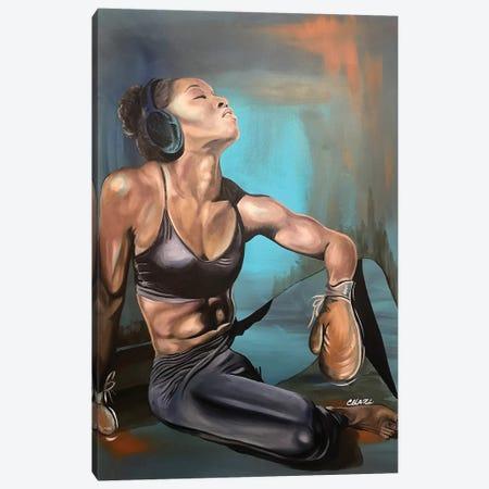 Tianna Canvas Print #SAL27} by Stina Aleah Canvas Print