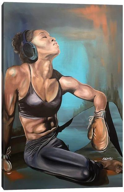Tianna Canvas Art Print