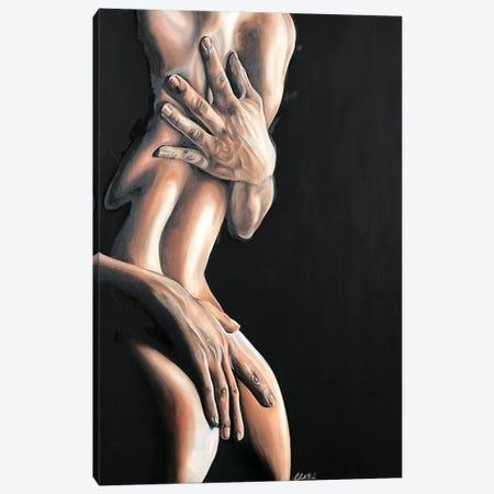 Touched Canvas Print #SAL29} by Stina Aleah Canvas Art