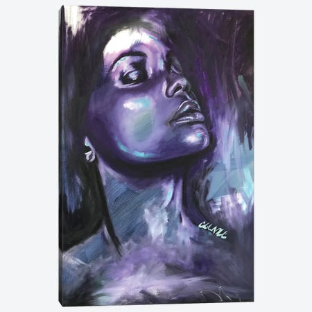 Waiting To Exhale Canvas Print #SAL35} by Stina Aleah Canvas Art