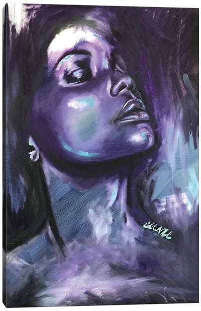 Waiting To Exhale Canvas Art Print