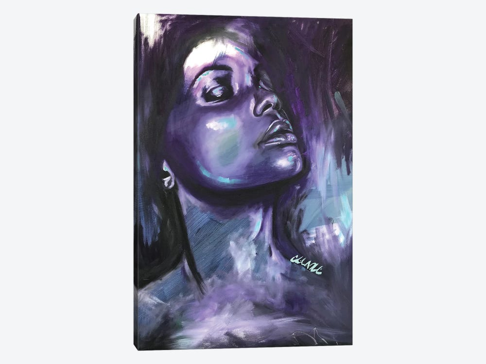 Waiting To Exhale by Stina Aleah 1-piece Canvas Art