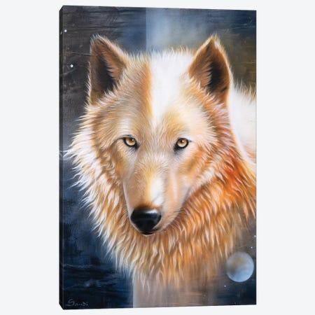 Duality Canvas Print #SAN103} by Sandi Baker Canvas Wall Art