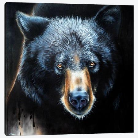 Enounter Canvas Print #SAN106} by Sandi Baker Canvas Art Print