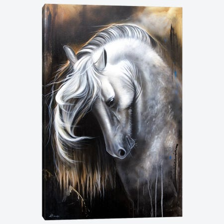 Spectre Canvas Print #SAN115} by Sandi Baker Canvas Wall Art