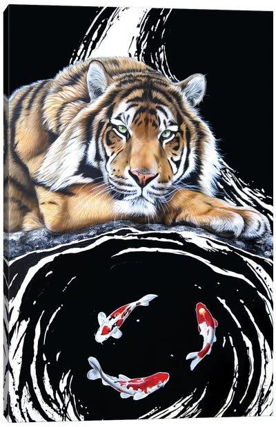 Dragon Seeker Canvas Art Print