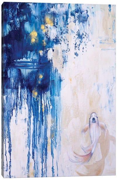 Into The Blue II Canvas Art Print