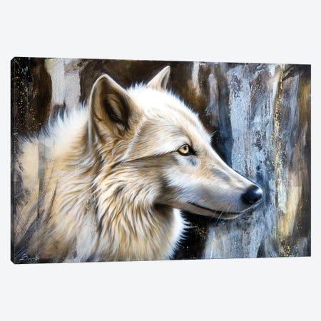 Autumn Gold Canvas Print #SAN4} by Sandi Baker Canvas Art