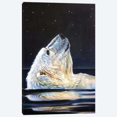 North Star Canvas Print #SAN55} by Sandi Baker Canvas Art