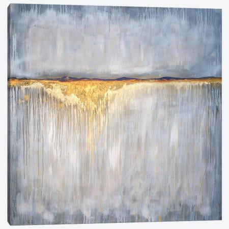 Plains Horizon Canvas Print #SAN58} by Sandi Baker Art Print