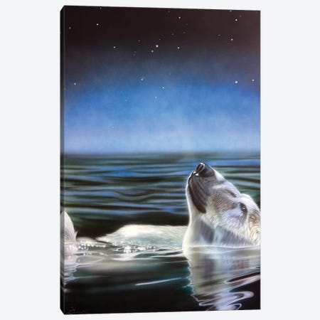 Stargazer Canvas Print #SAN68} by Sandi Baker Canvas Wall Art
