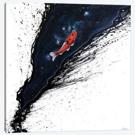 The Journey I Canvas Print #SAN75} by Sandi Baker Canvas Art