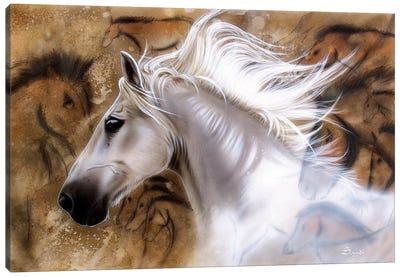 The Source - Horse Canvas Art Print
