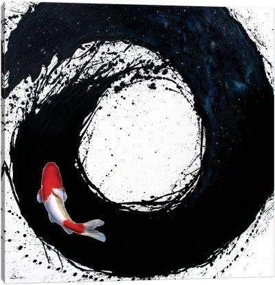 The Spiral I Canvas Art Print
