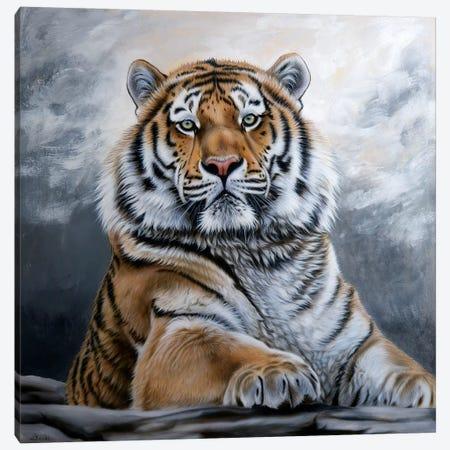 Untamed Canvas Print #SAN89} by Sandi Baker Canvas Art
