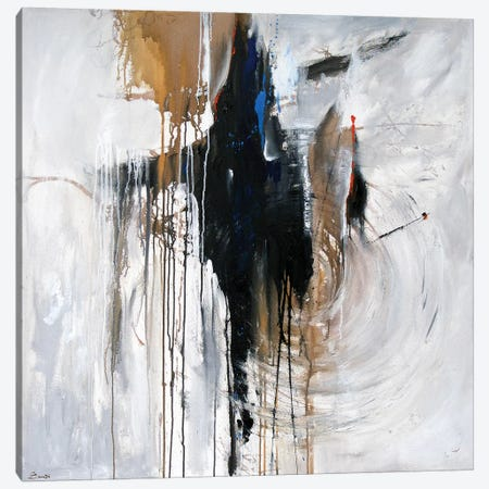 Canyon Blue I 3-Piece Canvas #SAN93} by Sandi Baker Canvas Print