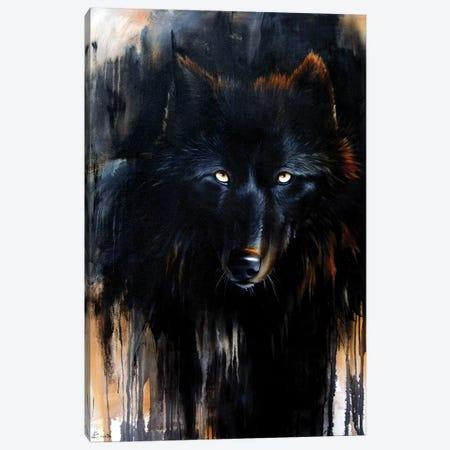 Noir Canvas Print #SAN95} by Sandi Baker Canvas Artwork