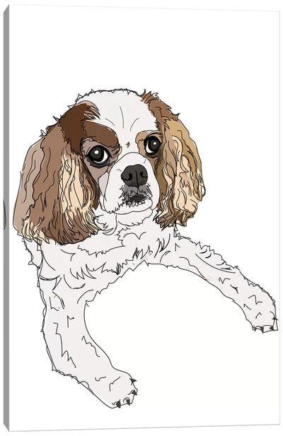Cavalier Canvas Art Print