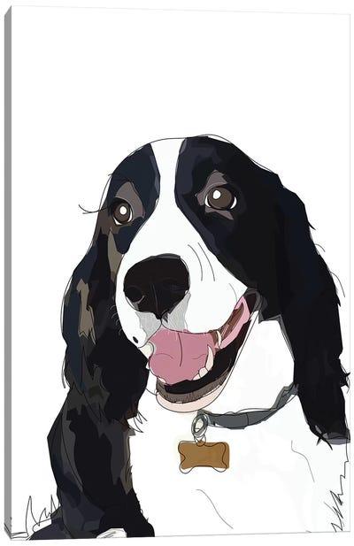 English Springer Spaniel I Canvas Art Print