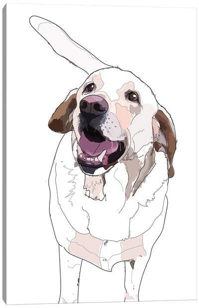 Labrador I Canvas Art Print