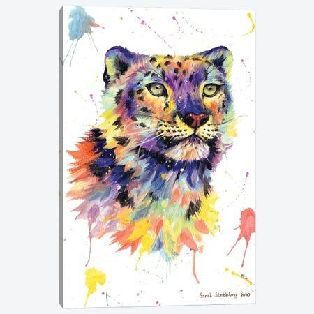 Over The Rainbow Canvas Print #SAS134} by Sarah Stribbling Canvas Wall Art