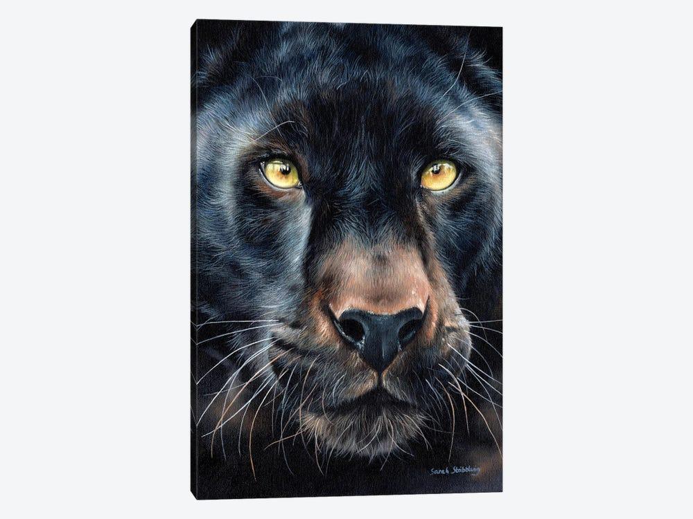 Black Panther by Sarah Stribbling 1-piece Art Print
